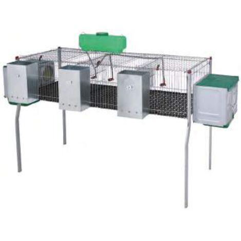 Cage pour lapins GAMMA 9