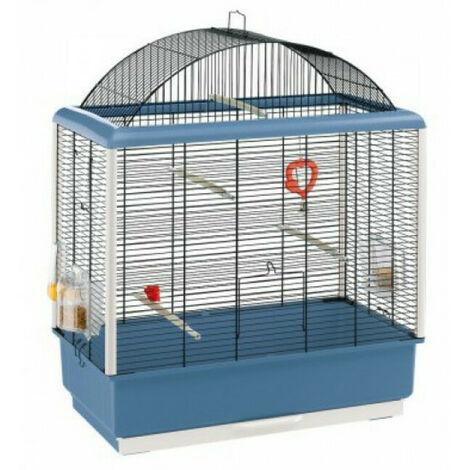 Cage rectangulaire Palladio 4 Ferplast pour canaris, oiseaux petits et exotiques