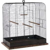 Cage rétro pour oiseaux Madeleine