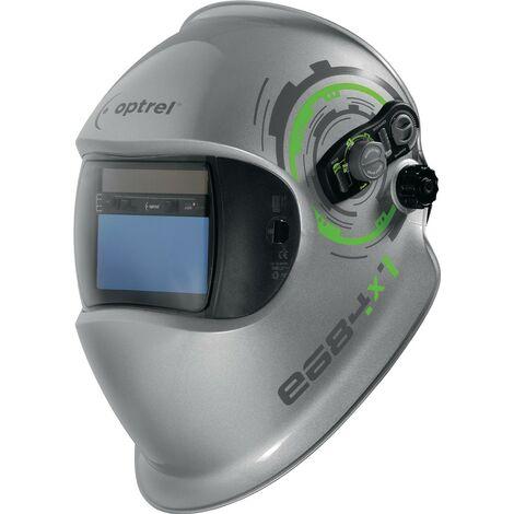 Cagoule de protection pour soudeur Optrel e684 réglage en continu du niveau de protecti 90 x 110 mm DIN 5-13