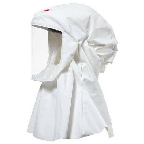 Cagoule de protection respiratoire 3M Versaflo S-533L résistante aux produits chimiques