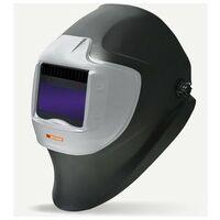 Cagoule de protection soudage et meulage - Polycarbonate teinte variable - 3 capteurs - Gris clair/ foncé