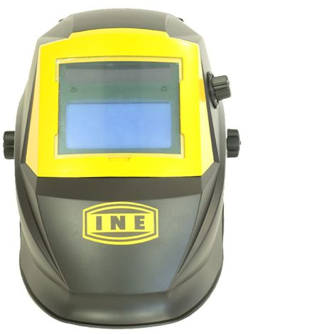 Cagoule de soudure INE SMART 9-13 Variable Masque automatique Alimentation solaire