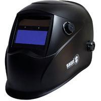 Cagoule de soudure LCD 9/13 + DIN 4 Meulage - Piles et Solaire SACIT