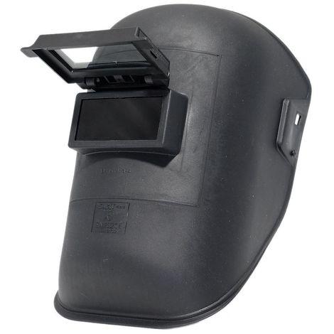 Cagoule de soudure S700R - Masque de soudure à visière relevable - Verre 50 x 105 - teinte DIN 11