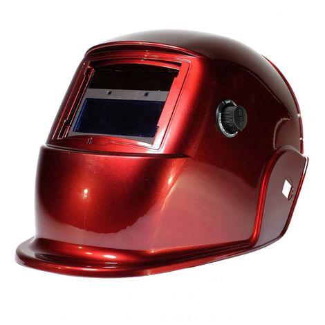 Cagoule de soudure TEC 9-13 -Masque de soudure automatique-teinte 9 à 13- alimentation solaire