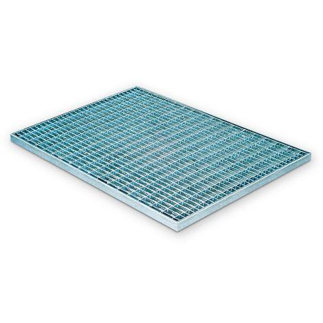 Caillebotis 30/10 pour MEA MEARIN gratte pied box 750x500 mm