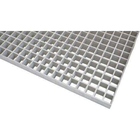 caillebotis plastique renforcé de fibre de verre 997x800x38mm maille 30x30mm