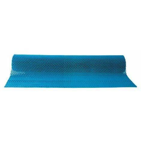 Caillebotis pvc bleu pour baignoire L 1,20 M le metre lineaire