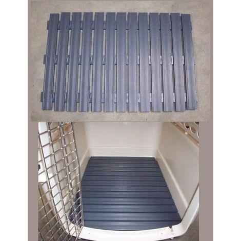 Caillebotis PVC pour cage de Transport Désignation : Caillebotis | Type : Extra Large | Taille : Caillebotis MORIN 900073
