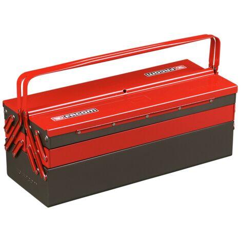 Caisse à outils 5 cases grand volume Facom BT13GPB