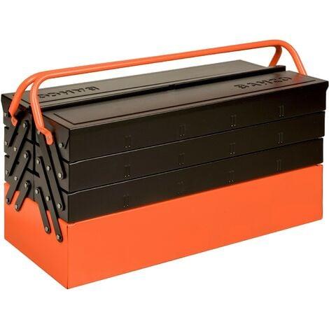 Caisse à outils 7 compartiments 1497MBF750 Bahco