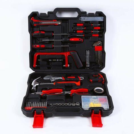 Caisse à outils et outils de travail 299 pièces KIT TASK