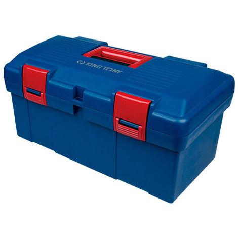 Caisse à outils plastique vide - 240 x 206 x 445 mm - -