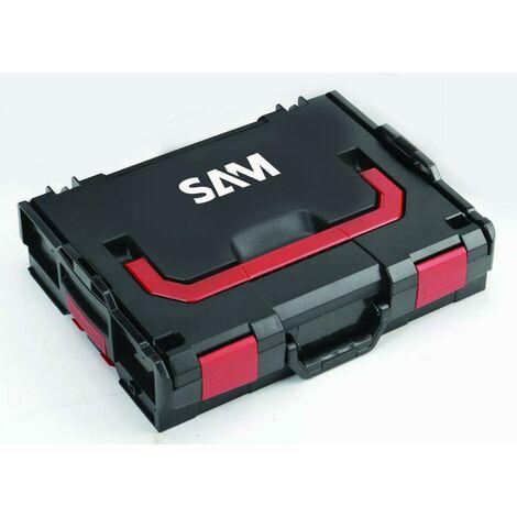 Caisse de rangement plastique transportable 117mm SAM - BOX3X
