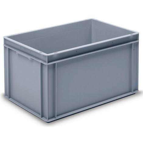 Caisse de transport 300x200x145 mm rouge