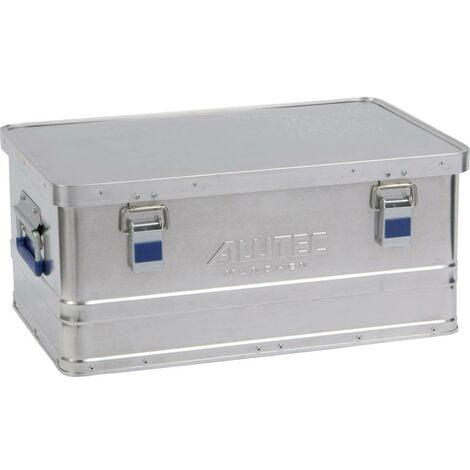 Caisse de transport Alutec BASIC 40 10040 aluminium (L x l x h) 560 x 370 x 245 mm 1 pc(s)