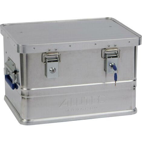 Caisse de transport Alutec CLASSIC 30 11030 aluminium (L x l x H) 430 x 335 x 270 mm 1 pc(s) R524141