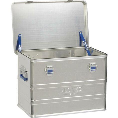 Caisse de transport Alutec COMFORT 73 12073 aluminium (L x l x H) 580 x 385 x 398 mm 1 pc(s)