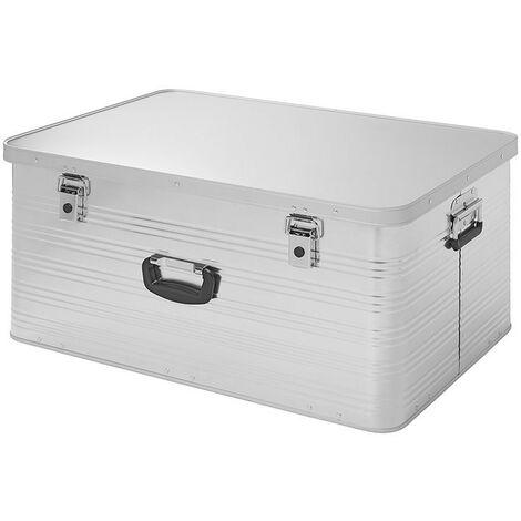 Caisse de transport en aluminium 137L