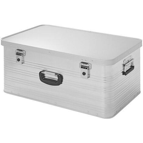 Caisse de transport en aluminium 84L