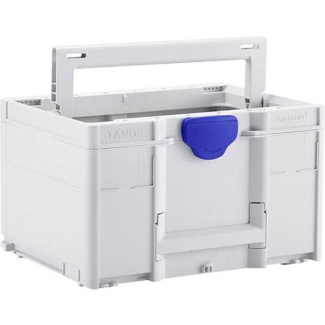 Caisse de transport Tanos 83000013 plastique ABS (L x l x H) 296 x 396 x 230 mm 1 pc(s)