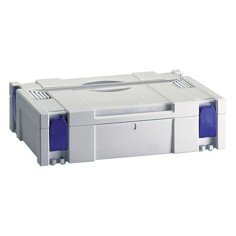 Caisse de transport Tanos systainer® I 80002088 plastique ABS (L x l x h) 300 x 400 x 105 mm 1 pc(s)