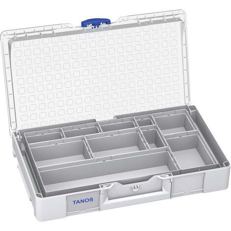 Caisse de transport Tanos Systainer III L89 83500004 plastique ABS (l x h x p) 508 x 89 x 296 mm 1 pc(s)