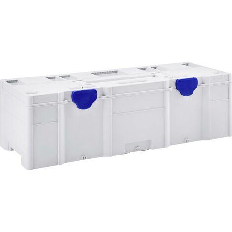 Caisse de transport Tanos Systainer III XXL 237 83000016 plastique ABS (l x h x p) 792 x 237 x 296 mm 1 pc(s)
