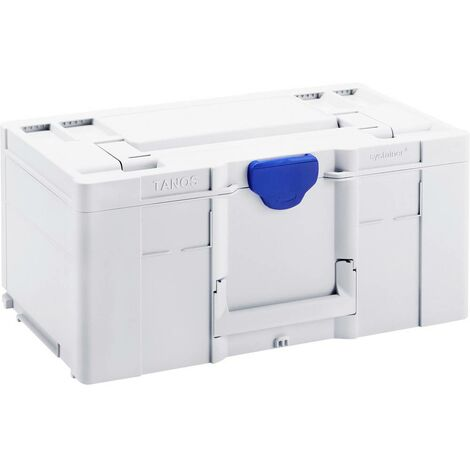 Caisse de transport Tanos Systainer³ L 237 83000009 plastique ABS (L x l x H) 296 x 508 x 230 mm 1 pc(s)