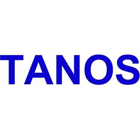 Caisse de transport Tanos Systainer³ M 112 83000001 plastique ABS (L x l x H) 296 x 396 x 105 mm 1 pc(s)