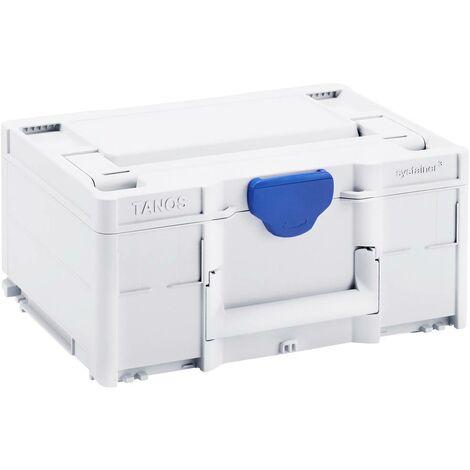 Caisse de transport Tanos Systainer³ M 187 83000003 plastique ABS (L x l x H) 296 x 396 x 180 mm 1 pc(s)