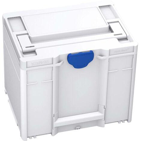 Caisse de transport Tanos Systainer³ M 337 83000005 plastique ABS (L x l x H) 296 x 396 x 330 mm 1 pc(s)