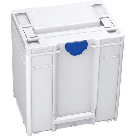 Caisse de transport Tanos Systainer³ M 437 83000006 plastique ABS (L x l x H) 275.2 x 389.7 x 394 mm 1 pc(s)