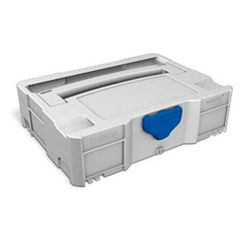 Caisse de transport Tanos systainer T-Loc I 80100001 plastique ABS (l x h x p) 396 x 105 x 296 mm