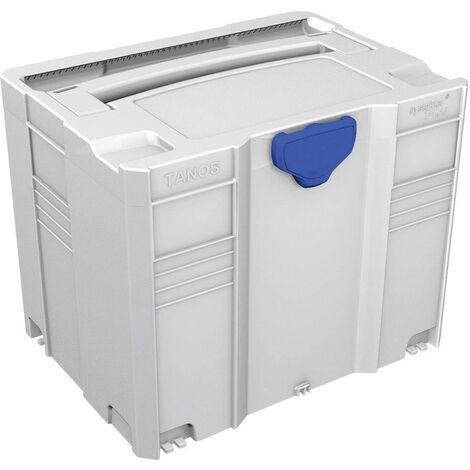 Caisse de transport Tanos systainer T-Loc IV 80100004 plastique ABS (l x h x p) 396 x 315 x 296 mm 1 pc(s)