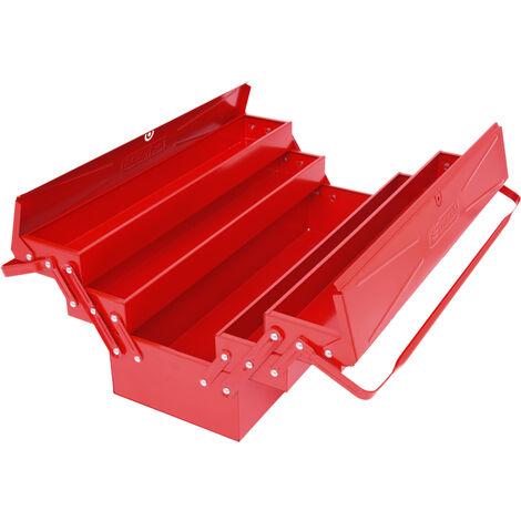 Caisses à outils métalliques