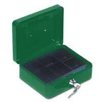 Caissette à monnaie Stark PV02 vert 200x90x160mm