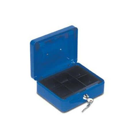 Caissette à monnaie Stark PV04 bleu 300x90x240mm