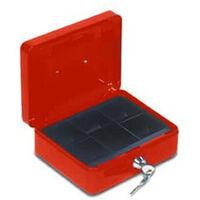 Caissette à monnaie Stark PV05 rouge 370x90x280mm