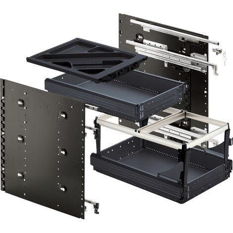 Dispositif de suspension de meuble SAH 15 Ferrure Fixation éléments suspendus