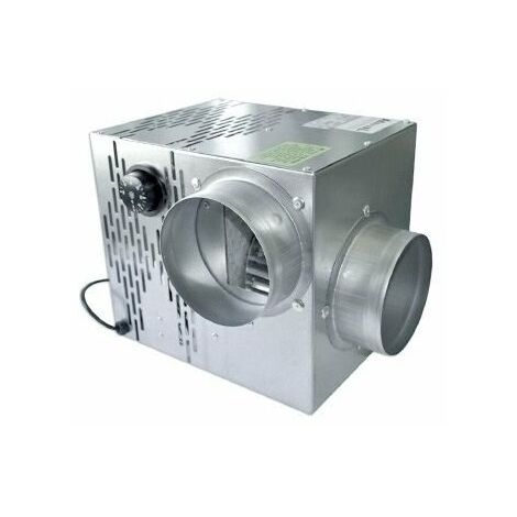 Caisson de distribution d'air chaud 800m3/h