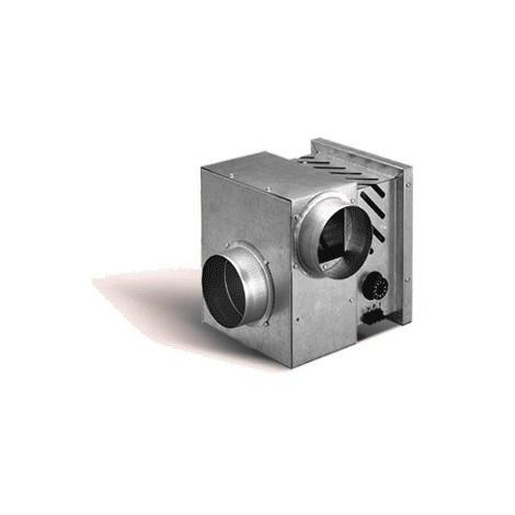 Caisson de distribution d'air chaud difuzair de NATHER - 320m3/h OU 520m3/h