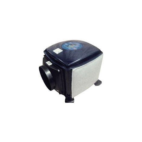 Caisson de ventilation maison individuelle par insufflation mono point special r