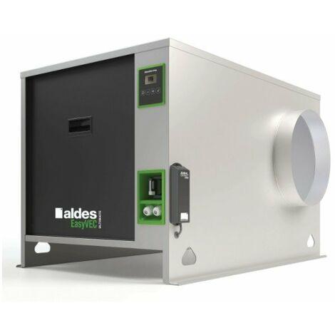 Caisson d'extraction simple flux EasyVEC® C4 PRO MW 1000 – ALDES - 1000m3 /h - 164W