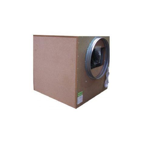 Caisson extracteur air bois 4250 m³/h (2 x 250 mm et 1 x 315 mm) insonorisé SonoBox en - Winflex, aérateur, ventilation