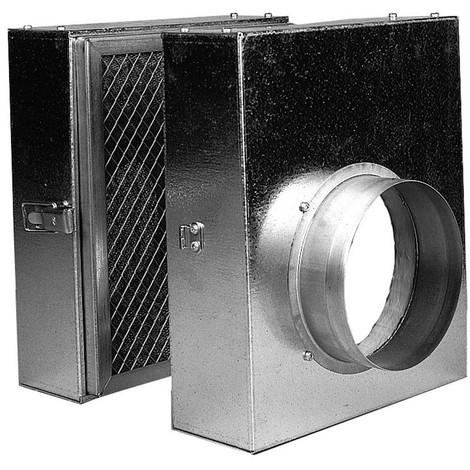 Caisson filtre Ø125 difuzair NATHER
