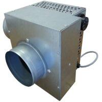 Caisson récupérateur de chaleur 350m3/h