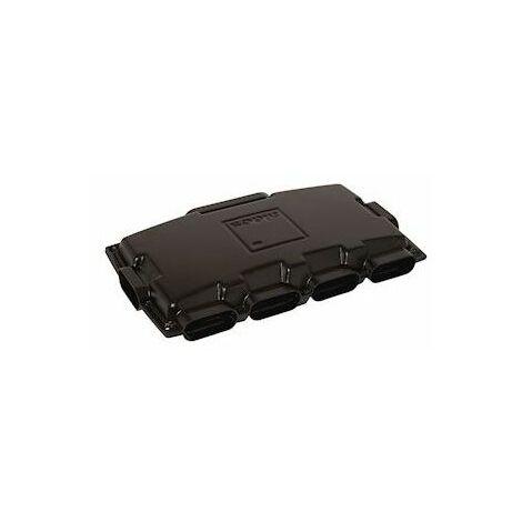 Caisson répartiteur plat 6 sorties pour Minigaines - ALDES - 11023049