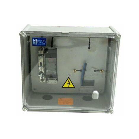 Caja 1 Contador Monofásico Para Interior